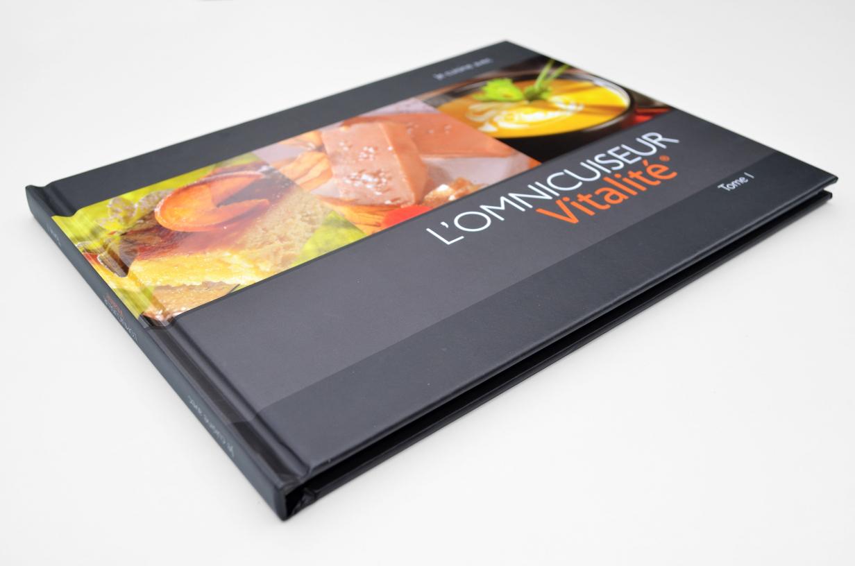 Livre De Recettes De Cuisine Brochure